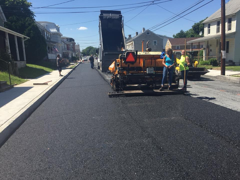 paving contractor in charlotte,